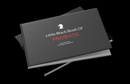The Little Black Book of Probate