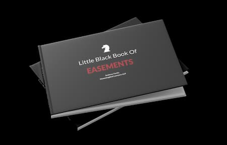 The Little Black Book Of Easements